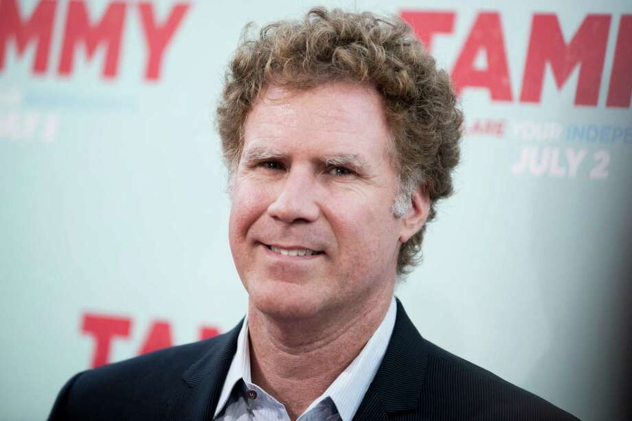 "Will Ferrell arrives at the LA Premiere of ""Tammy"" held at TCL Chinese Theatre on Monday, June 30, 2014, in Los Angeles. (Photo by Richard Shotwell/Invision/AP) ORG XMIT: CAPS106 Photo: Richard Shotwell / Invision"