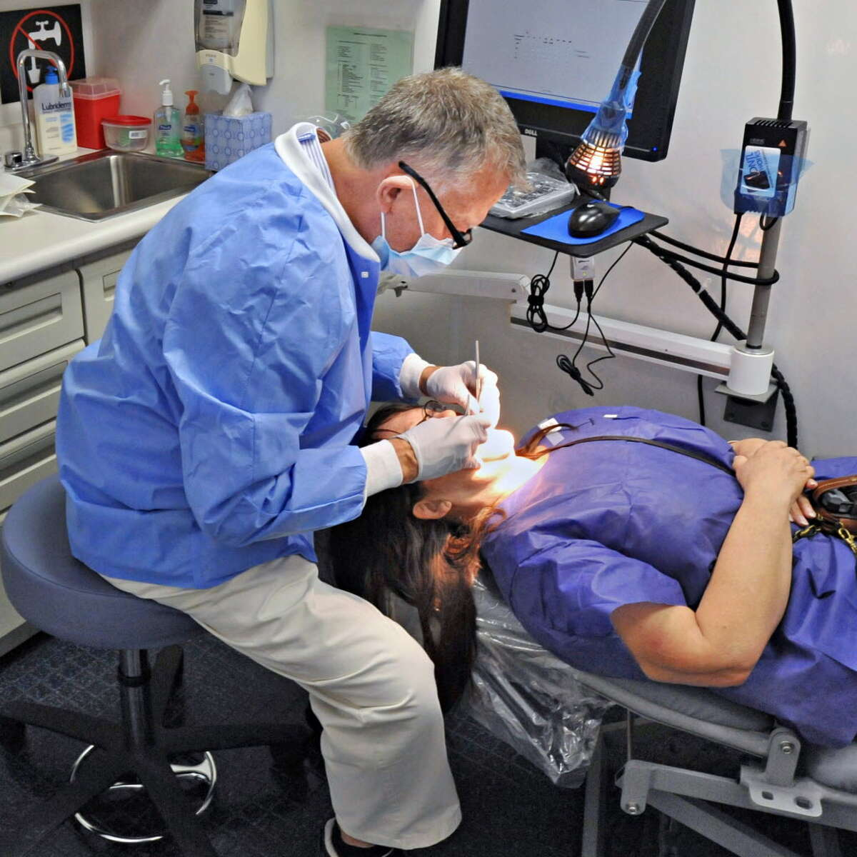 Ratio of general population to dentists: 1,322:1 - Albany 1,365:1 - Schenectady 1,700:1 - Saratoga 2,511:1 - Rensselaer To learn more click here (John Carl D'Annibale / Times Union)