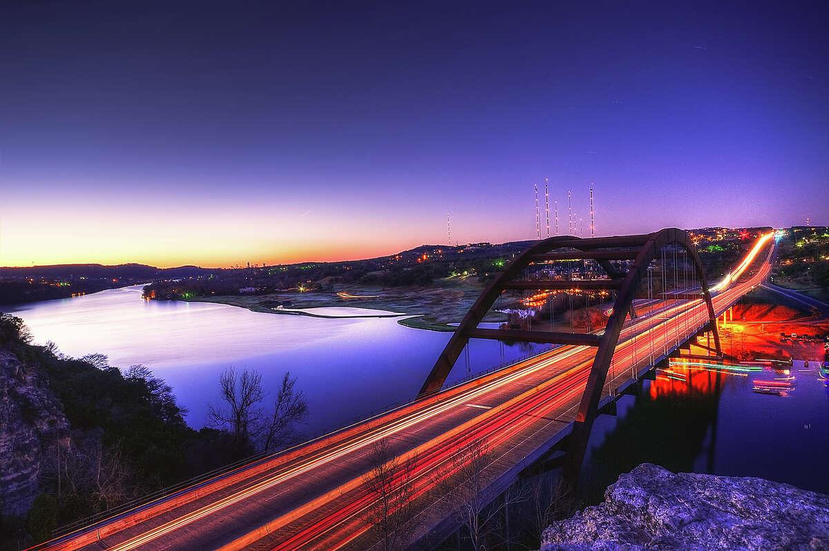 Answer: Pennybacker Bridge in Austin