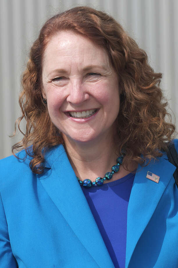 Congresswoman Elizabeth Esty, Connecticut 5th District, in New Milford, Conn. on Tuesday, April 22, 2014. Photo: H John Voorhees III / The News-Times Freelance