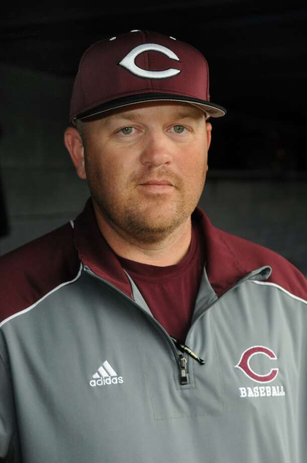 Clear Creek baseball coach Brent Kunefke Photo: Jerry Baker, Freelance