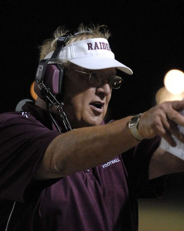 Northbrook head coach David Cope has high hopes for his Raiders in their first season in District 18-6A. Photo: Tony Bullard / Credit: for the Chronicle