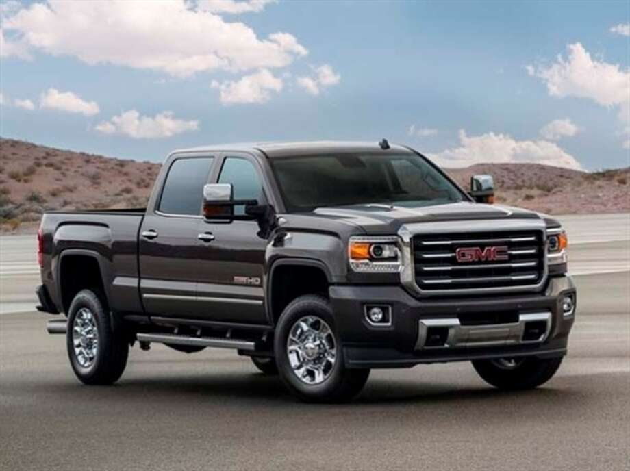The 2015 GMC Sierra HD Photo: Kelley Blue Book