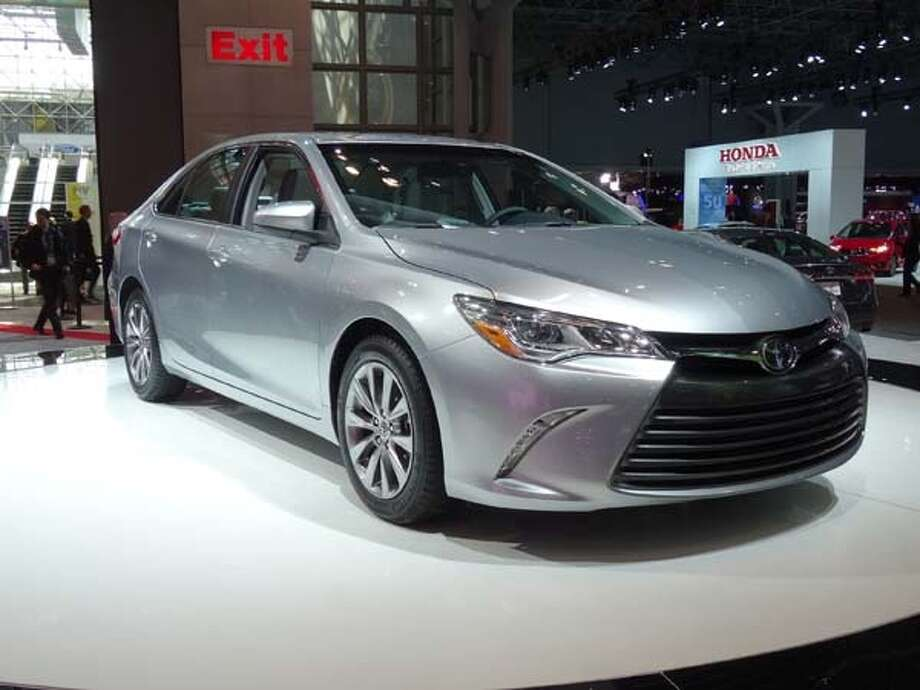 The 2015 Toyota camry Photo: Kelley Blue BookKelley Blue Book