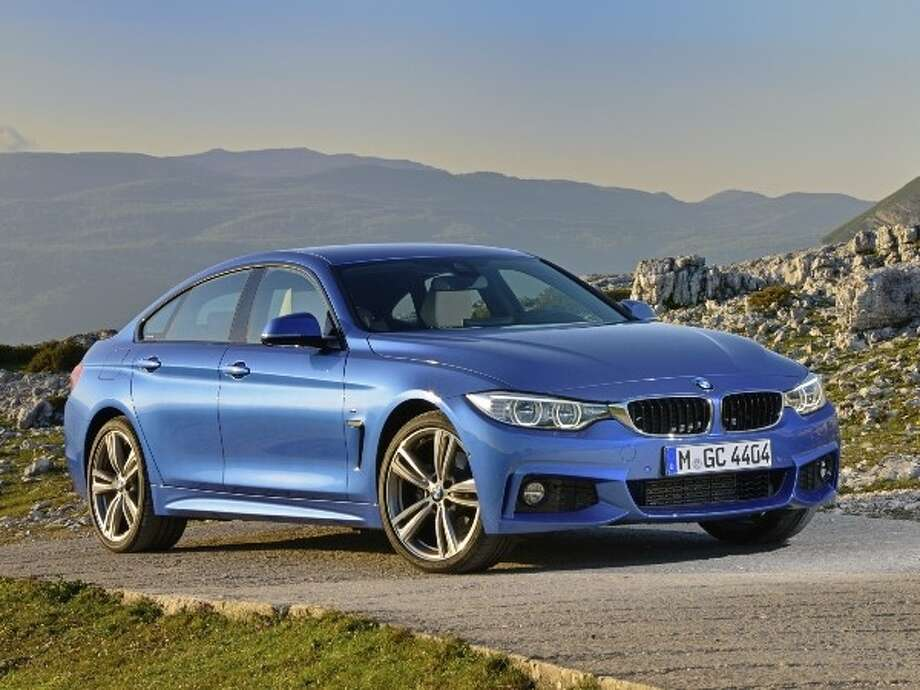The 2015 BMW 4 Series Gran Coupe Photo: Kelley Blue Book