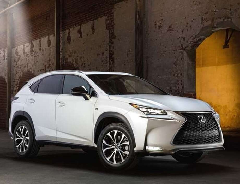 The 2015 Lexus NX Photo: Kelley Blue Book