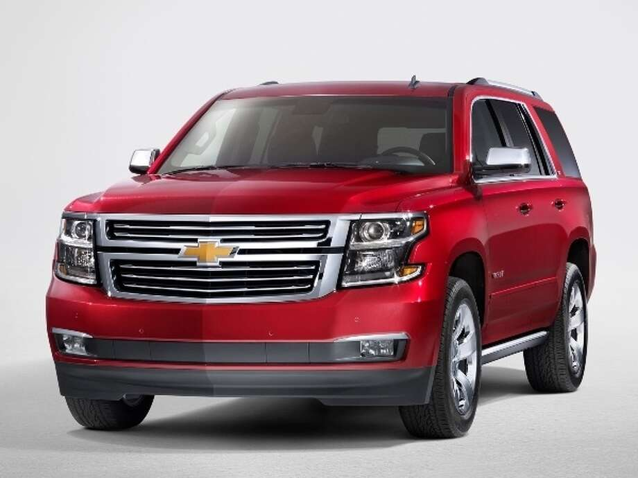 The 2015 Chevrolet Tahoe Photo: Kelley Blue Book
