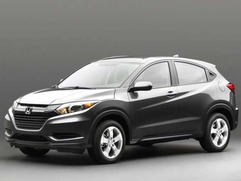 The 2015 Honda HR-V Photo: Kelley Blue Book