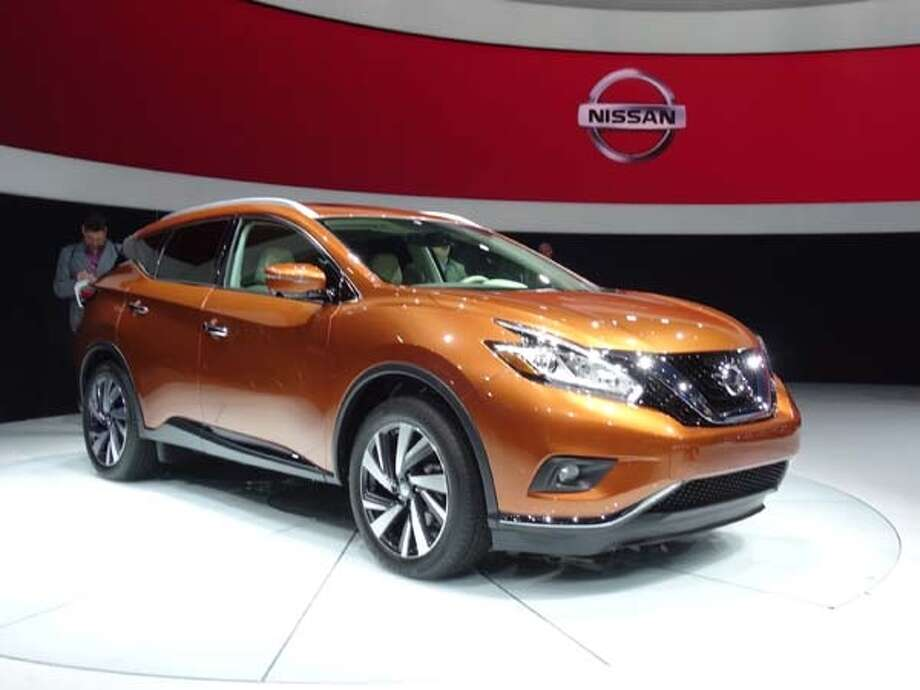 The 2015 Nissan Murano Photo: Kelley Blue Book