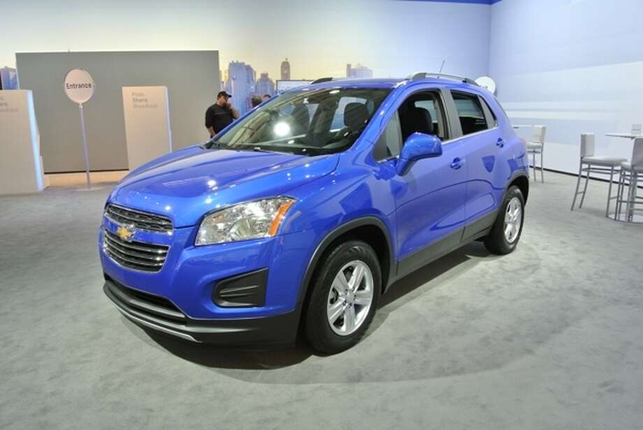The 2015 Chevrolet Trax Photo: Kelley Blue Book