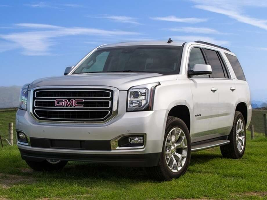 The 2015 GMC Yukon Photo: Kelley Blue Book