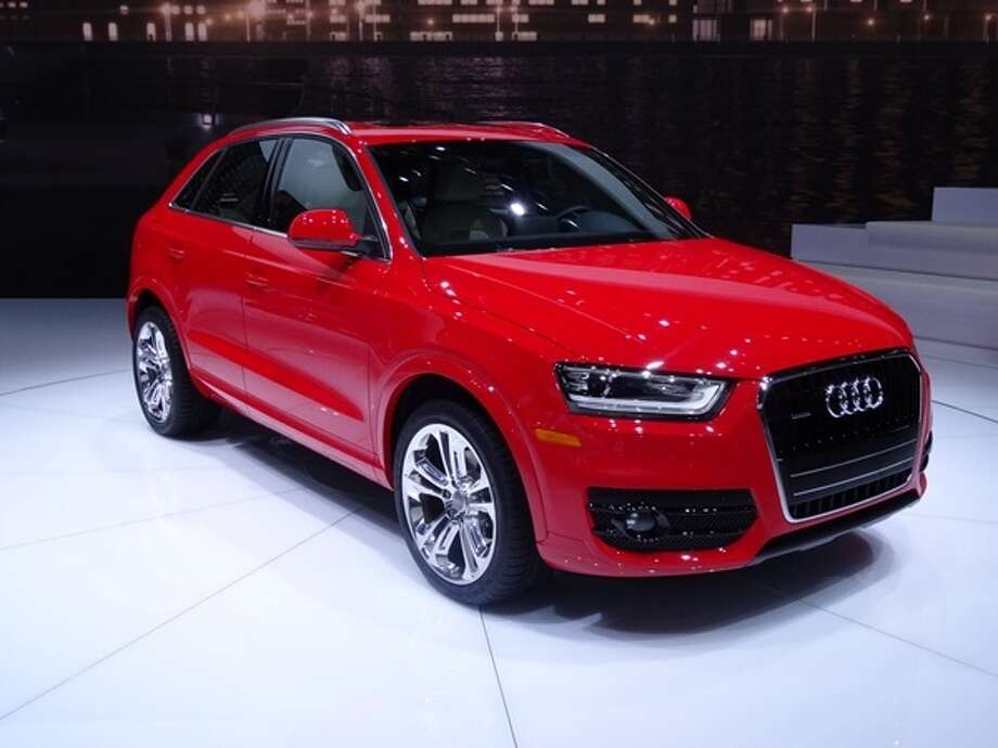 The 2015 Audi Q3 Photo: Kelley Blue Book