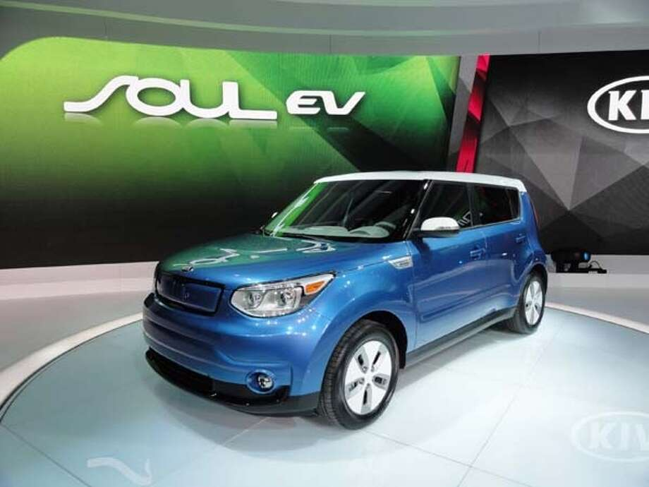 The 2015 Kia Soul Photo: Kelley Blue Book