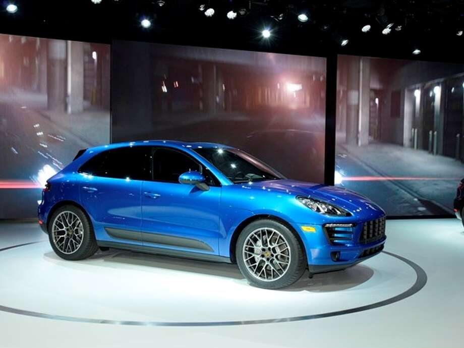The 2015 Porsche Macan Photo: Kelley Blue Book