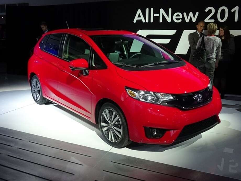 The 2015 Honda Fit Photo: Kelley Blue Book
