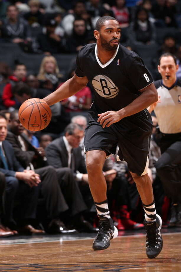 Alan Anderson Shooting guard Age: 31 Status: Agreed to a two-year, $2.6 million contract with Brooklyn Nets. Photo: David Sherman, NBAE/Getty Images / 2013 NBAE