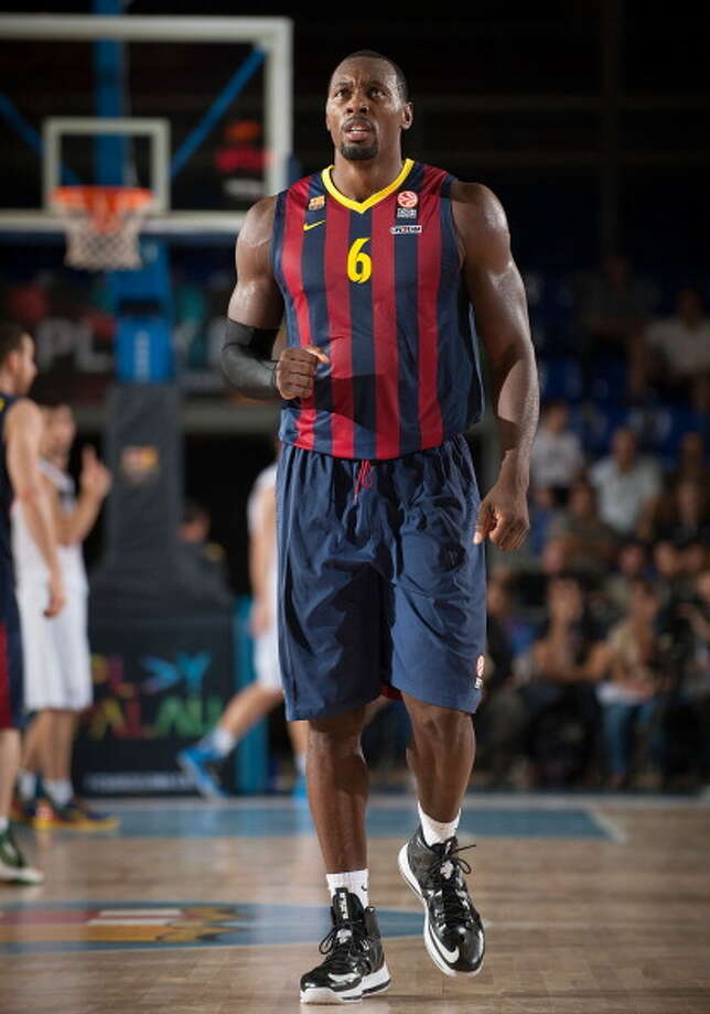 Joey Dorsey Power forward/Center Age: 30 Status: Agreed to a two-year, $2 million deal with the Rockets. Photo: Rodolfo Molina, EB Via Getty Images / 2013 Euroleague Basketball