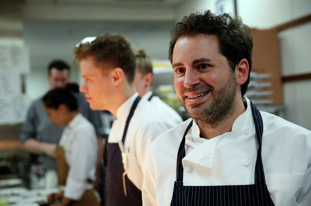 Matthew Accarrino of SPQR has been nominated for Best Chef in the West by the James Beard Foundation.
