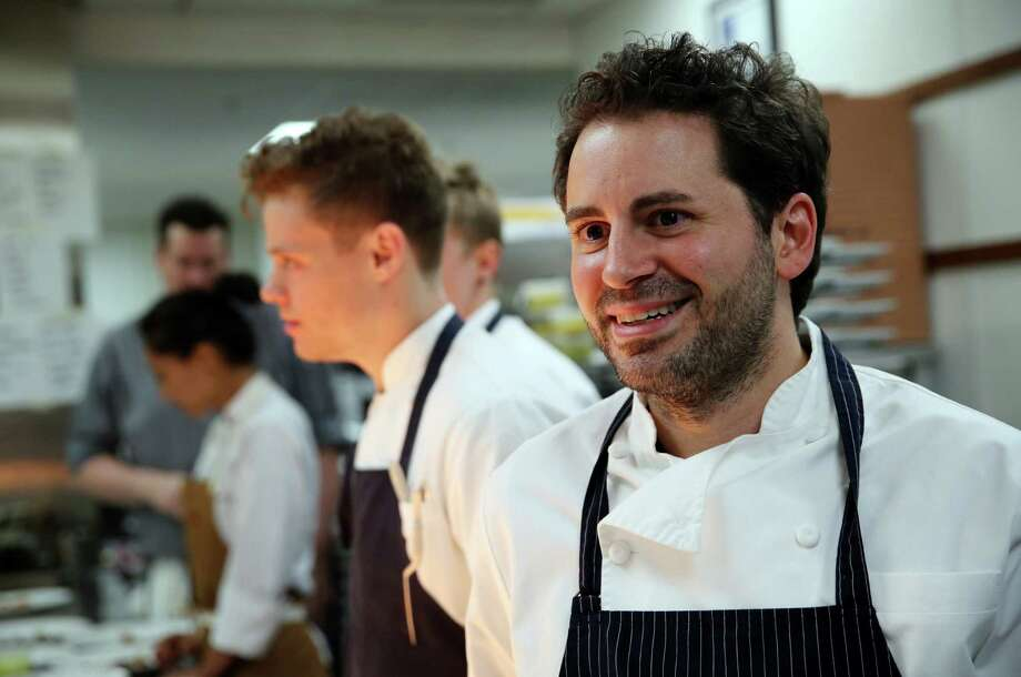 Matthew Accarrino of SPQR has been nominated for Best Chef in the West by the James Beard Foundation. Photo: Laura Morton / Laura Morton / Special To The Chronicle 2013 / ONLINE_YES