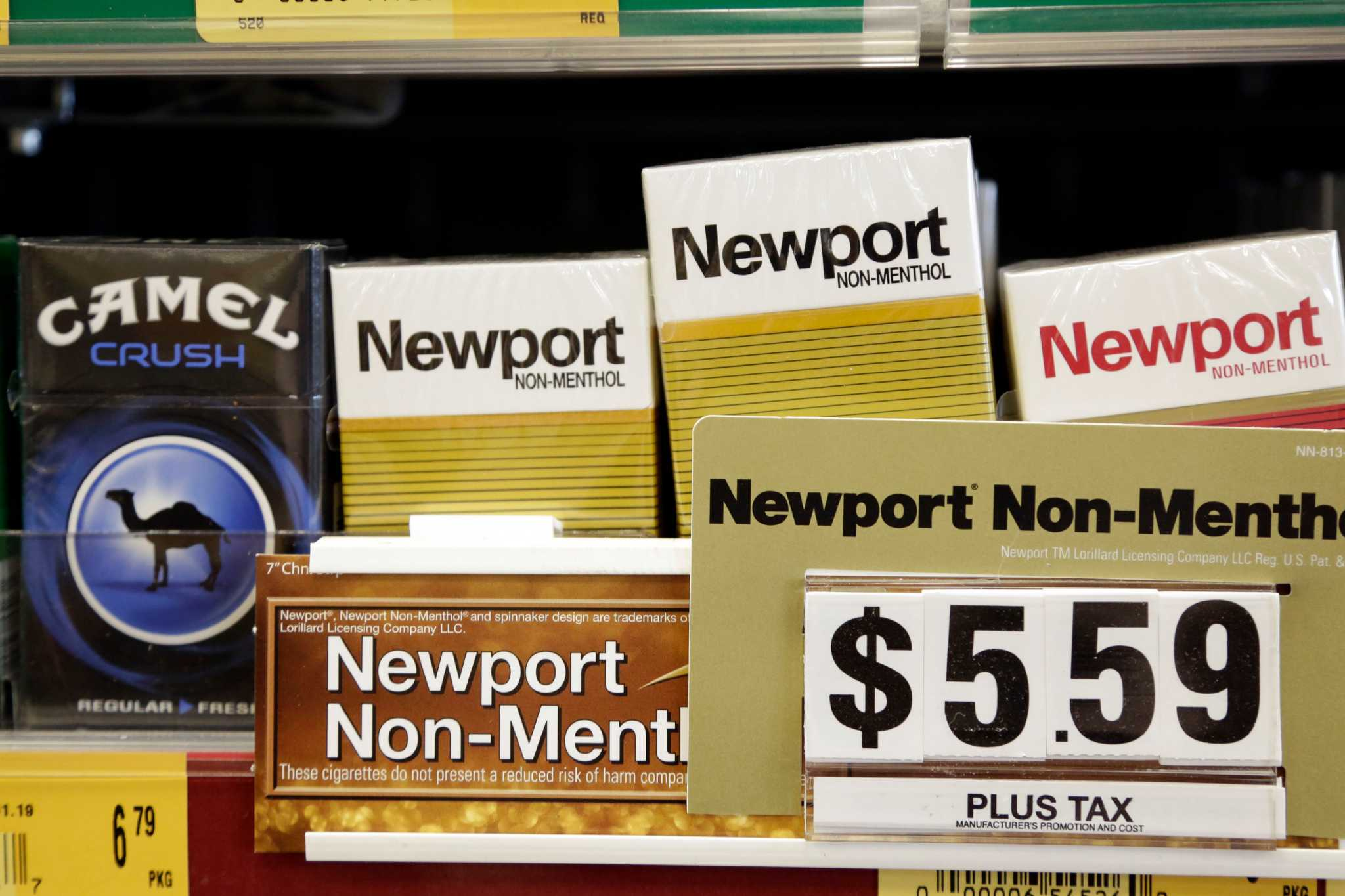 Makes California classic cigarettes Marlboro