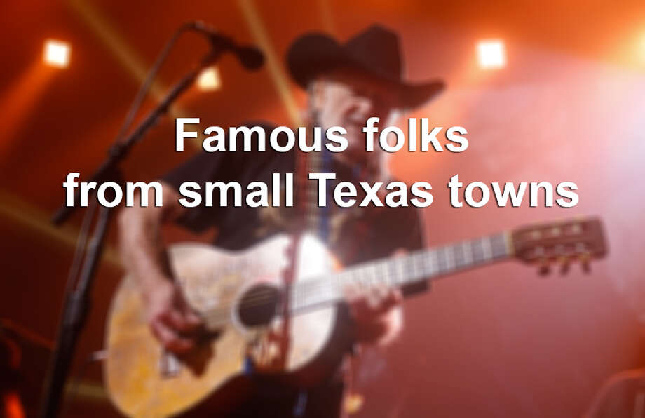 "Depending on your definition of ""small town"" or ""small city"", these stars came from lesser-known places. Photo: Jack Plunkett, Invision/Associated Press"