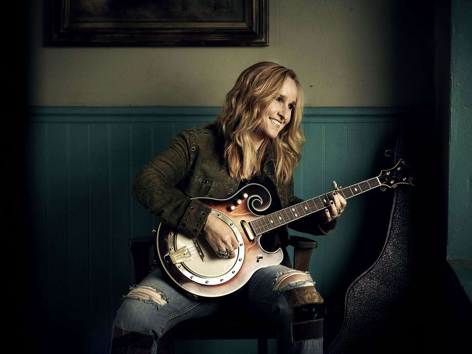 Melissa Etheridge will play old and new material with the S.F. Symphony on Wednesday and Thursday. Photo: Island Records