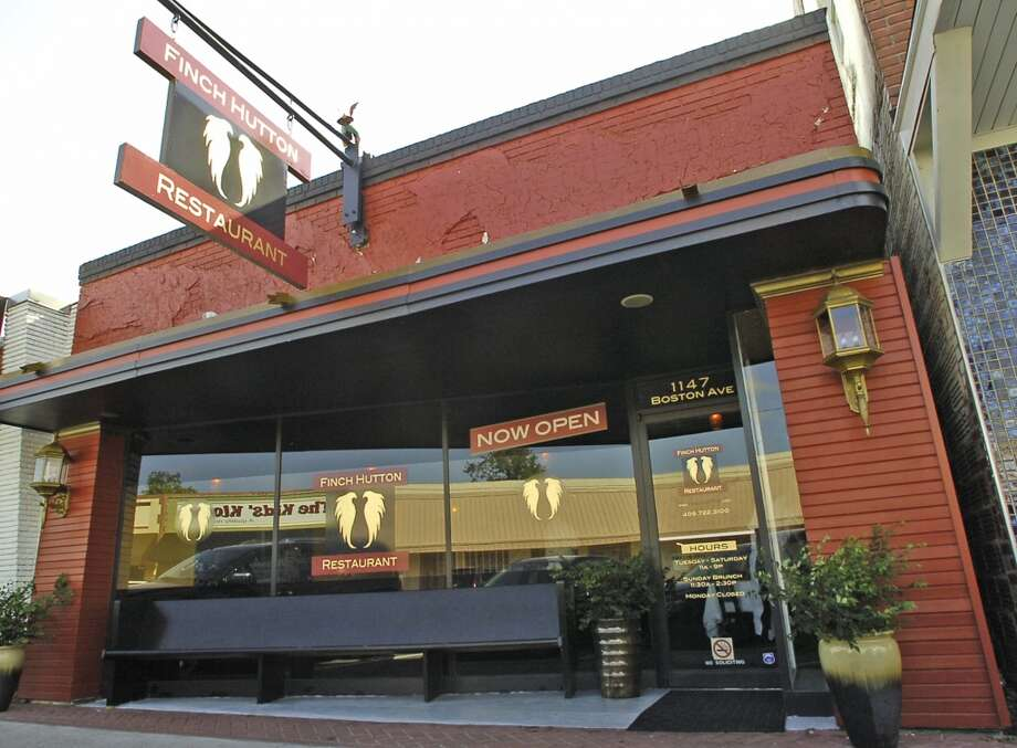 FILE - The new Finch Hutton on Boston Avenue in Nederland is our restaurant of the week.  Their hours are Tue - Thu: 11 am - 9 pm, Fri - Sat: 11 a.m. - 10 pm, and Sun: 12 am - 3 pm.  Dave Ryan/The Enterprise Photo: Dave Ryan/The Enterprise