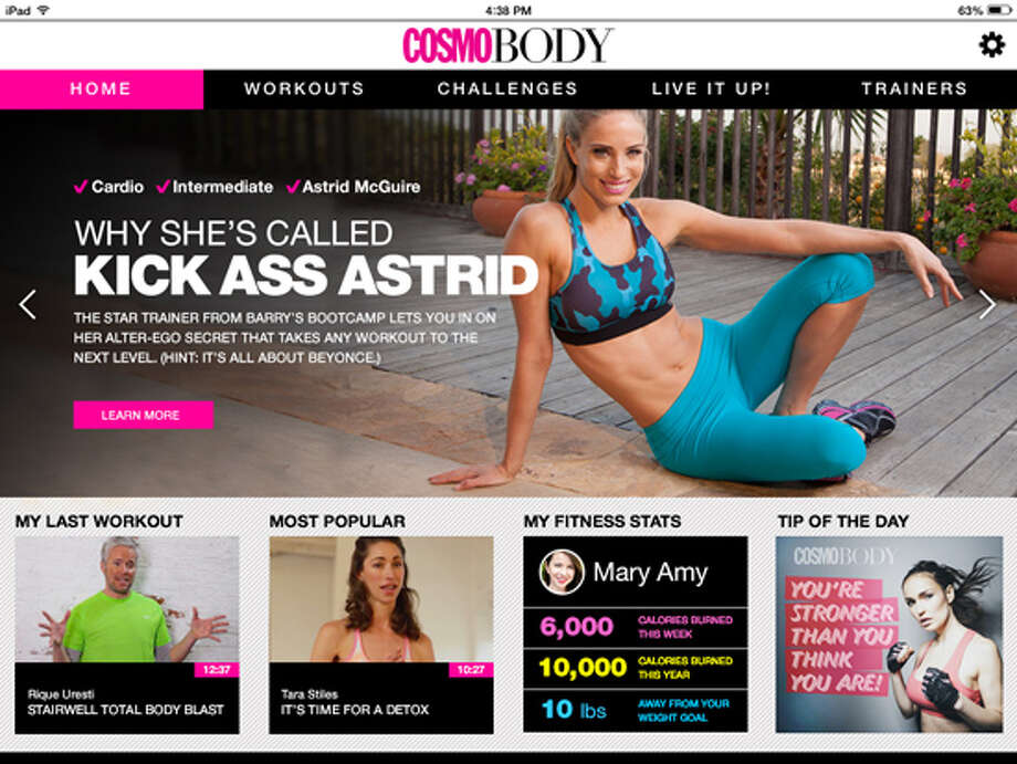 CosmoBody Photo: ALL