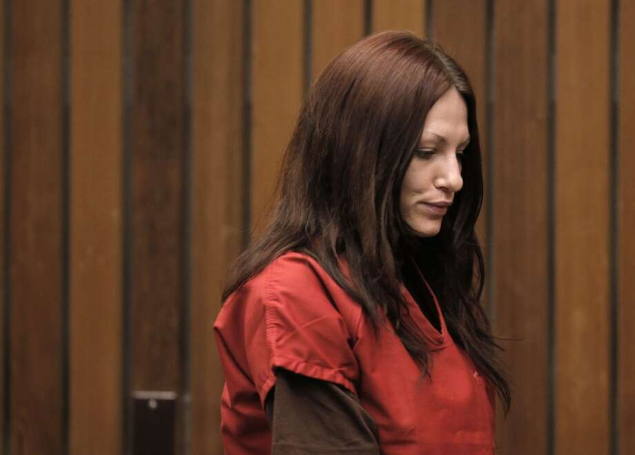 Alix Tichelman enters the courtroom for her arraignment by Judge Timothy Volkman, in Santa Cruz Co. Superior court on Wednesday July 16, 2014, in Santa Cruz, Calif. Photo: Michael Macor, The Chronicle