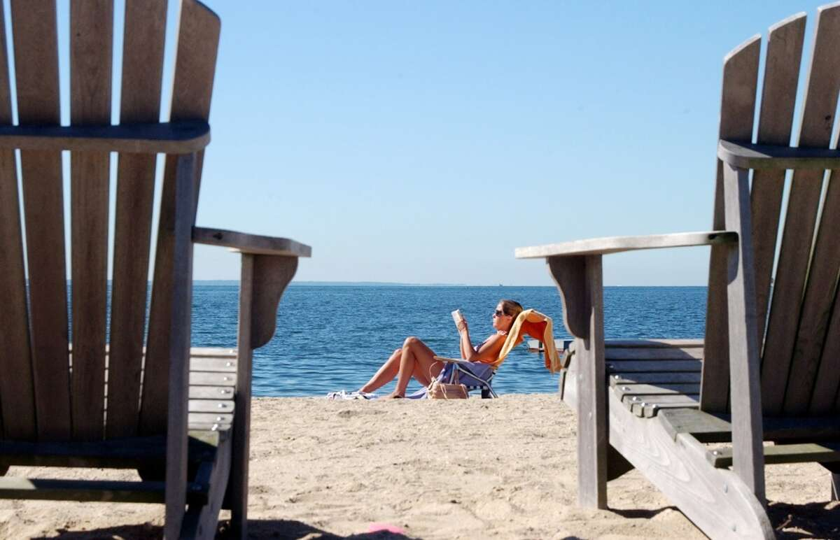 Be sure to check out Bayley Beach Park in the Rowayton area of Norwalk, a can't-miss spot during the summer months.