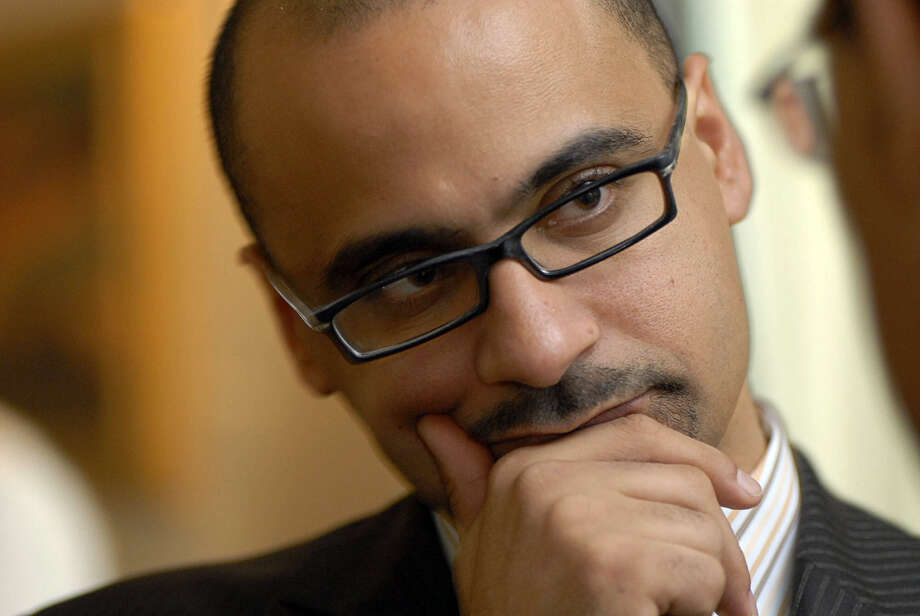 Junot Díaz has been accused of sexual misconduct. Photo: RICARDO HERNANDEZ, Stringer / AFP