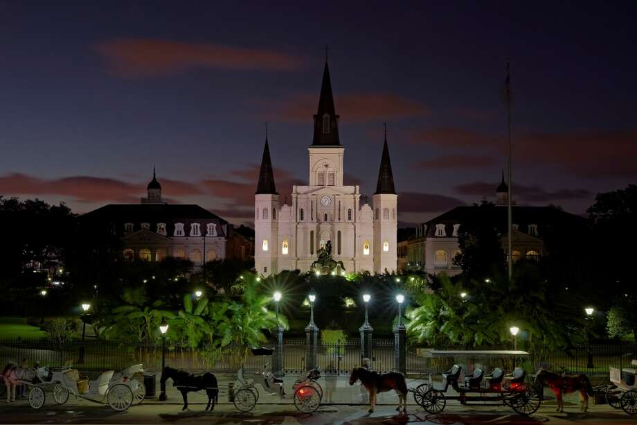 New Orleans Share with past-due debt: 8.6 percent Share with debt in collections: 41.5 percent Average debt in collections: $4,251 Photo: Erik Pronske Photography