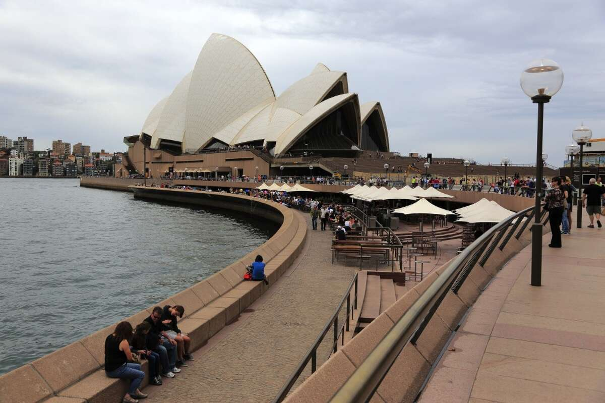 Sydney, Australia Best time to book hotel:Travelers should book within 5 months of travel for 34 percent in savings.