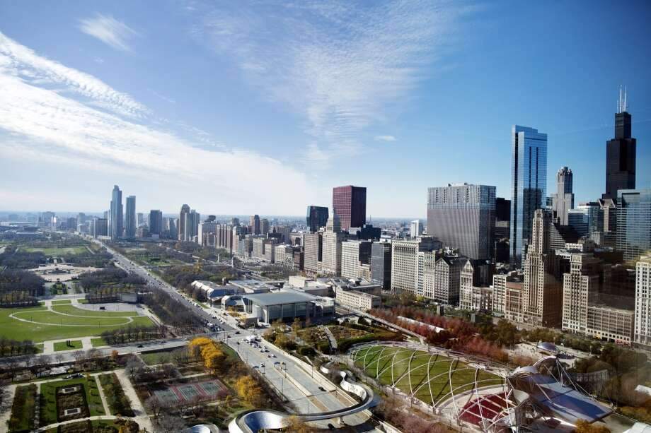 Chicago, IllinoisSummer temperature in 2014:81.73 F  Summer temperature in 2100: 93.11 F Photo: Cavan Images, Getty Images