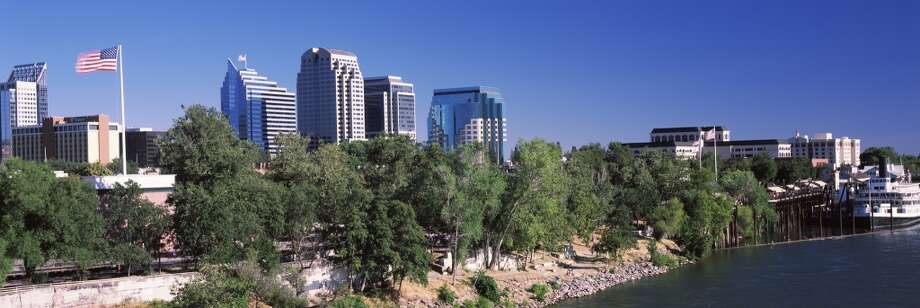 Sacramento, California   Summer temperature in 2014:91.54 F