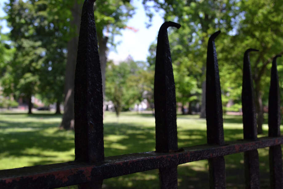 A Private Ornamental Park: Washington Park in Troy. Photo: Tony Pallone, 518Life