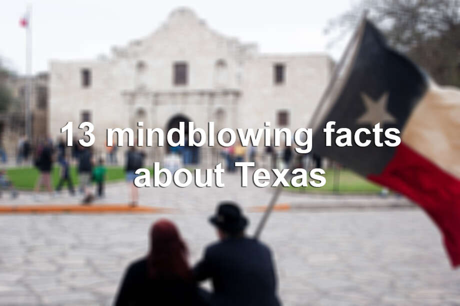 "We've all heard the saying ""Everything's bigger in Texas"" — and we're here to show you that it's true.