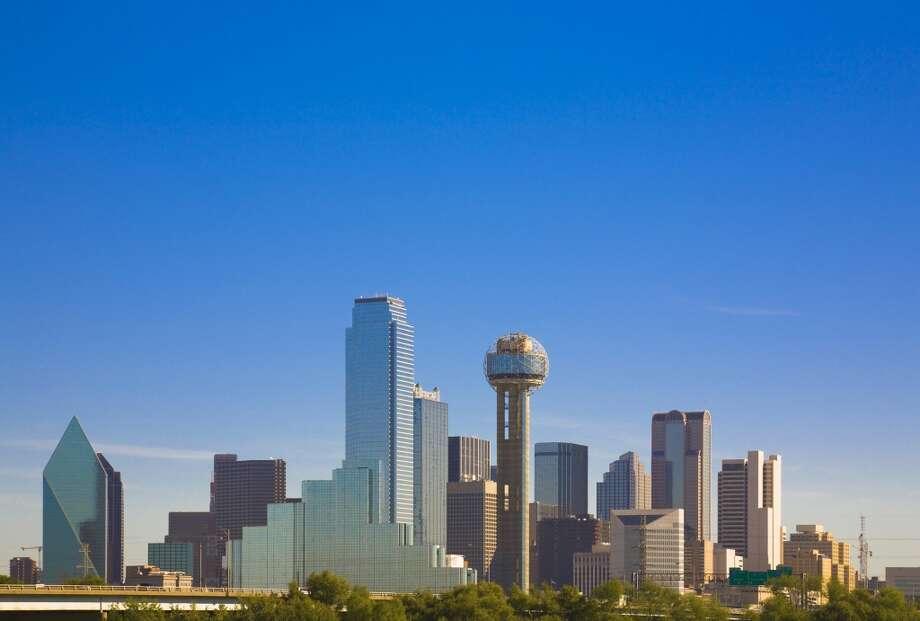 Dallas  Summer temperature in 2014: 93.7 F  Summer temperature in 2100: 103.91 F Photo: David Sucsy, Getty Images