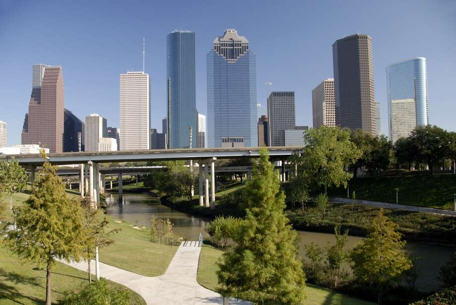 HoustonSummer temperature in 2014:91.63 F  Summer temperature in 2100: 97.3 F Photo: John Zellmer, Getty Images