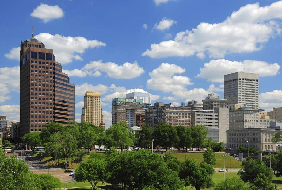 Memphis, TennesseeSummer temperature in 2014:89.56 F  Summer temperature in 2100: 100.18 F Photo: David Liu, Getty Images