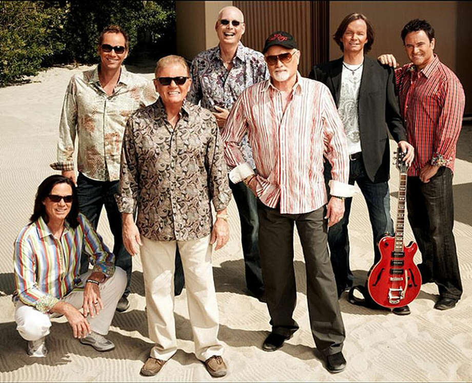 The Beach Boys, Tanglewood, Aug. 18