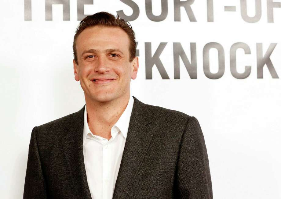 "FILE - This Dec. 12, 2012 file photo shows actor Jason Segel at the premiere of ""This Is 40""  in Los Angeles. Segel has a deal with Random House Children's Books for a middle-grade series set in a haunted town. The series is called A'A""Nightmares!A'A"" and will debut in the Fall of 2014.  (Photo by Todd Williamson/Invision/AP, file) Photo: Todd Williamson / Invision"