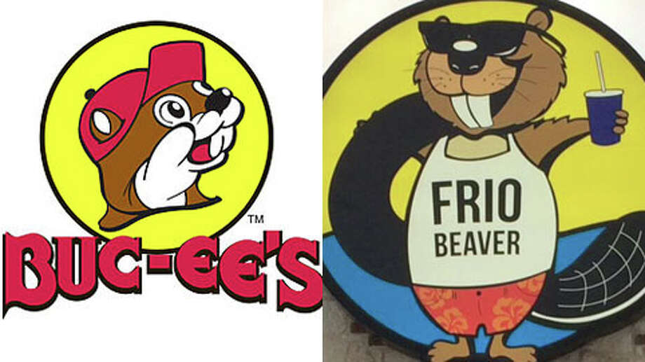 Buc-ee's is suing a rival Texas convenience store that it says has developed signs and merchandise strikingly similar to its well-known logo. What do you think?Check out all the weird and wacky stuff you can buy at Buc-ee's (buck-tooth beaver logo included) ...