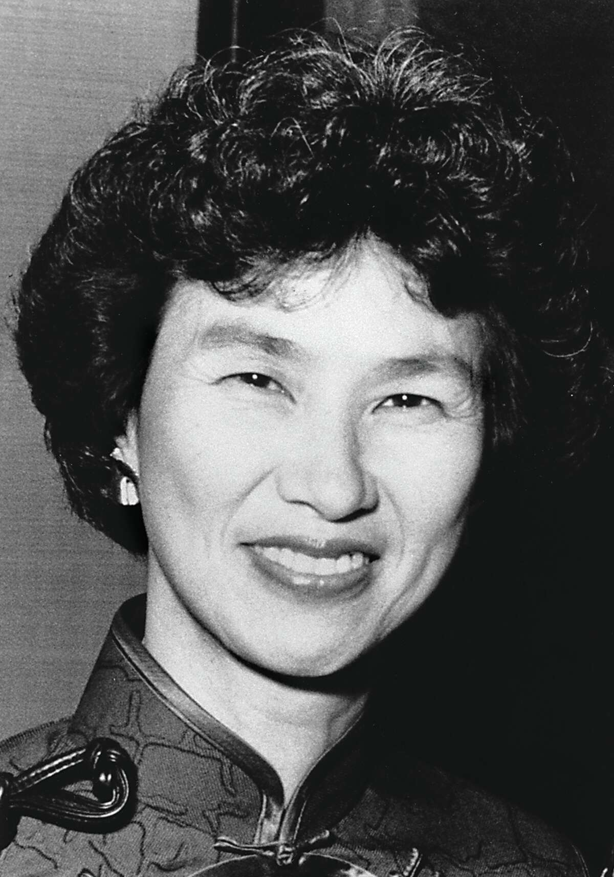 Frances Young Tang in an undated photo (Courtesy Skidmore College)