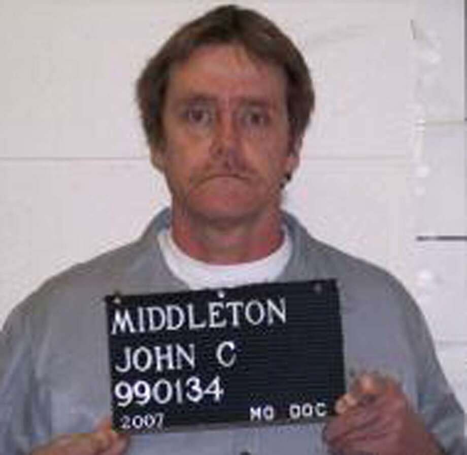John Middleton, 54, was executed by an injection of pentobarbital. Photo: Associated Press