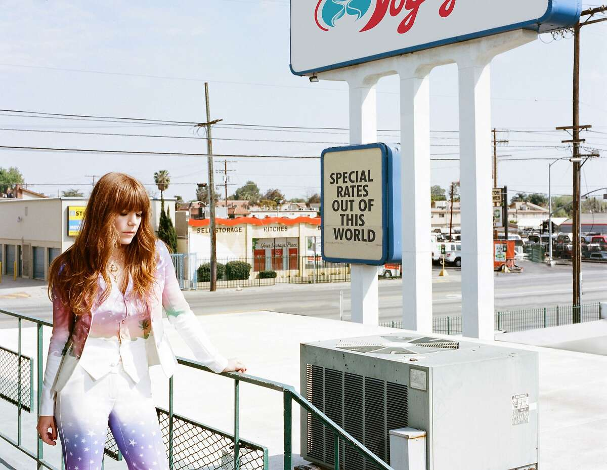 Jenny Lewis releases her new album, 'The Voyager,' on Tuesday.
