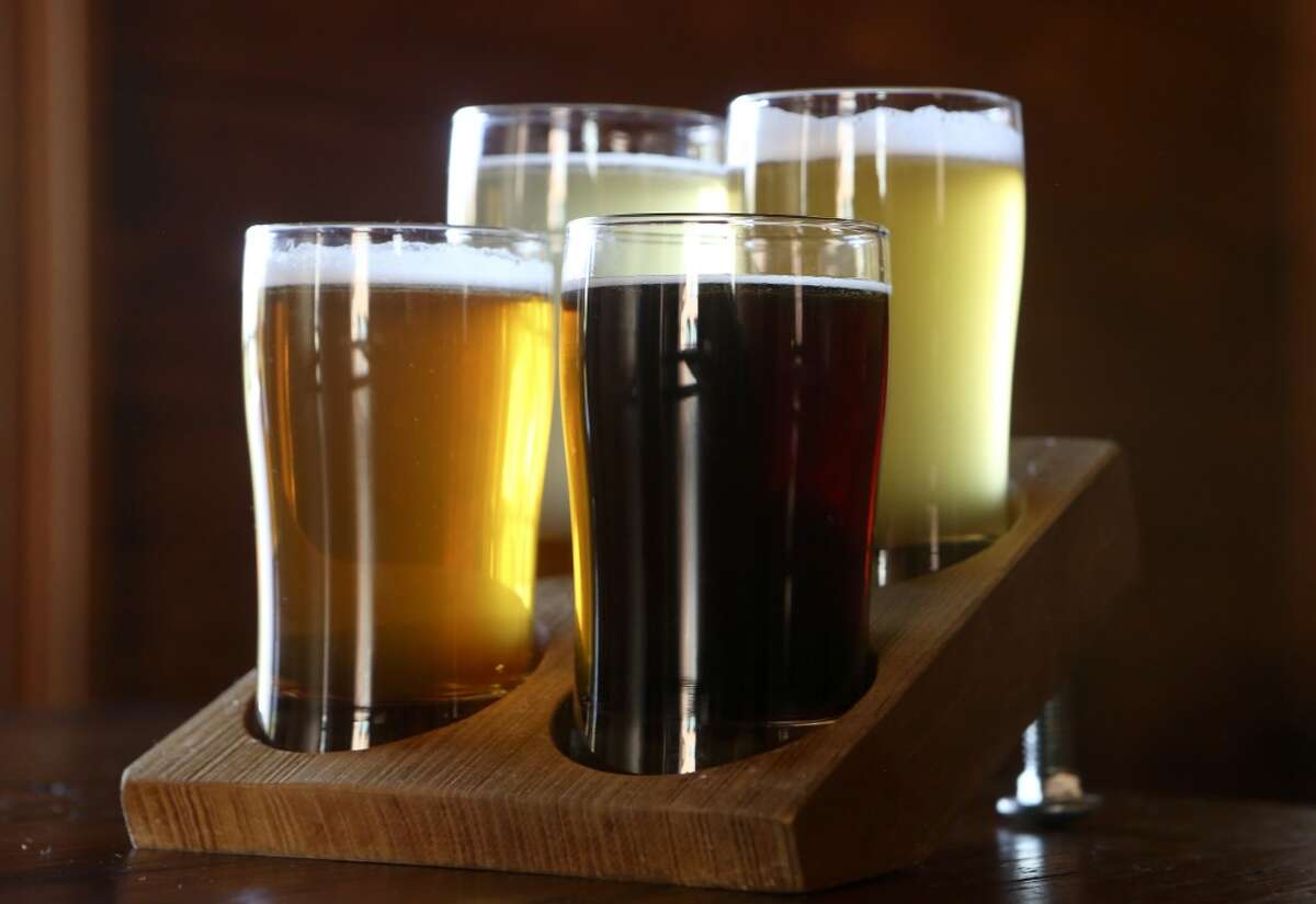 The Granary 'Cue & Brew makes its own beer and offers flights.
