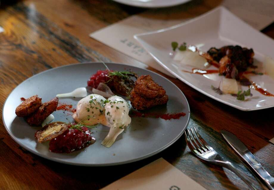 The Granary 'Cue & Brew tied for Readers' Choice New Restaurant less than 1 year old. The restaurant, located at 602 Avenue A, opened in November of 2012. Photo: For The Express-News
