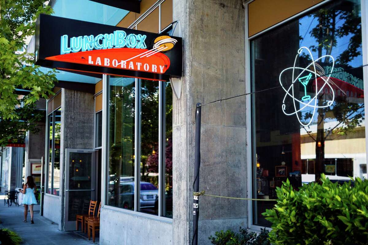 Lunchbox Laboratory, located at 1253 Thomas Street, photographed Wednesday, July 16, 2014, in Seattle.