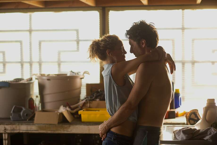 """Kate Hudson plays Sarah, who supports the family as husband Aidan (Zach Braff) struggles to achieve his dreams of Hollywood stardom in """"Wish I Was Here,"""" also directed and co-written by Braff. Photo: Merie Weismiller Wallace, SMPSP, Focus Features"""